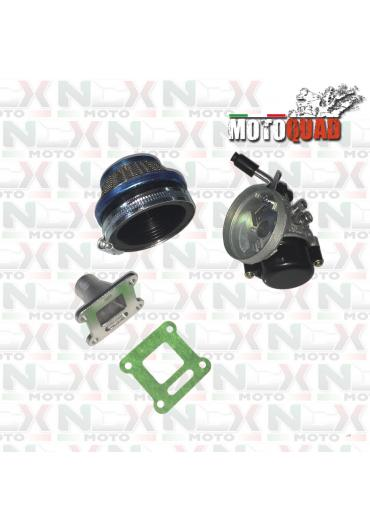 KIT MODIFICA CARBURATORE MINIMOTO MINIQUAD